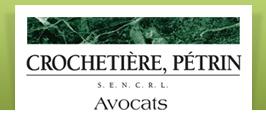 Crochetière Pétrin, Avocats